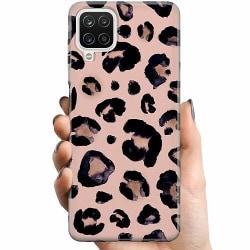 Samsung Galaxy A12 TPU Mobilskal Pretty Leo