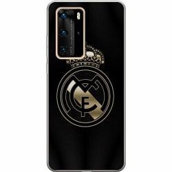 Huawei P40 Pro Mjukt skal - Real Madrid CF