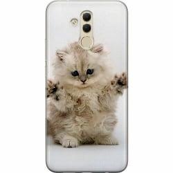 Huawei Mate 20 Lite Mjukt skal - Katt