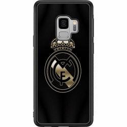 Samsung Galaxy S9 Soft Case (Svart) Real Madrid CF