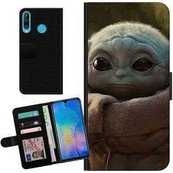 Huawei P30 Lite Billigt Fodral Baby Yoda