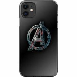 Apple iPhone 11 Mjukt skal - Avengers