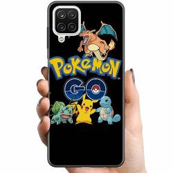 Samsung Galaxy A12 TPU Mobilskal Pokemon