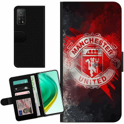 Xiaomi Mi 10T Pro 5G Billigt Fodral Manchester United FC