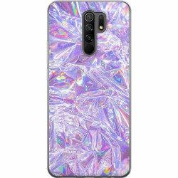 Xiaomi Redmi 9 Thin Case Holographic Diamonds