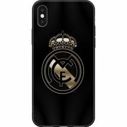 Apple iPhone X / XS Mjukt skal - Real Madrid CF
