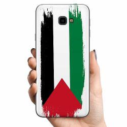 Samsung Galaxy J4 Plus (2018) TPU Mobilskal Palestina Flagga