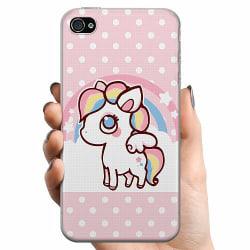 Apple iPhone 4 / 4s TPU Mobilskal UNICORN