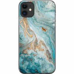 Apple iPhone 11 Mjukt skal - Magic Marble