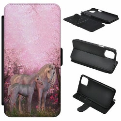 Samsung Galaxy A12 Mobilfodral Magic Unicorns