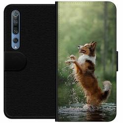 Xiaomi Mi 10 Wallet Case Hund
