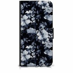 Samsung Galaxy J6 Plus (2018) Plånboksfodral Blommor