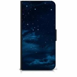 Samsung Galaxy J6 Plus (2018) Plånboksfodral Himmel