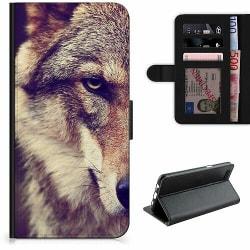 OnePlus 7 Lyxigt Fodral Wolf / Varg