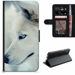 Xiaomi Mi 10 Lyxigt Fodral Wolf / Varg
