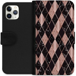 Apple iPhone 11 Pro Max Wallet Case Mönster