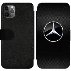Apple iPhone 11 Pro Max Wallet Slim Case Mercedes
