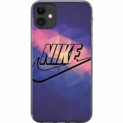 Apple iPhone 11 Mjukt skal - Nike