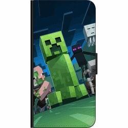 Xiaomi Mi 10 Lite Fodralväska MineCraft