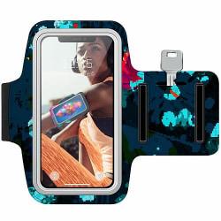 Huawei P9 Plus Träningsarmband / Sportarmband -  Blown Out
