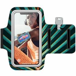 Samsung Galaxy S6 Träningsarmband / Sportarmband -  Break Of Sun