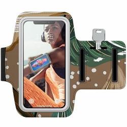 HTC Desire 626 Träningsarmband / Sportarmband -  Browness