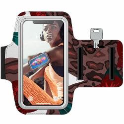 HTC Desire 626 Träningsarmband / Sportarmband -  Brownside Wanda