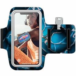 Sony Xperia E4 Träningsarmband / Sportarmband -  Cactus And Lime
