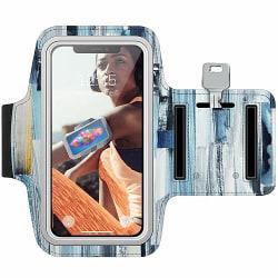 Samsung Galaxy A40 Träningsarmband / Sportarmband -  Carvature