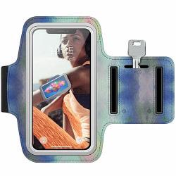 Sony Xperia E4 Träningsarmband / Sportarmband -  Cold Windowsill
