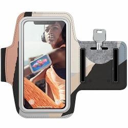 Huawei Y6 (2018) Träningsarmband / Sportarmband -  Cut In Half