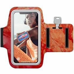 Samsung Galaxy A41 Träningsarmband / Sportarmband -  Deadly Sin