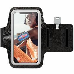 Huawei P10 Träningsarmband / Sportarmband -  Feathery Ashes