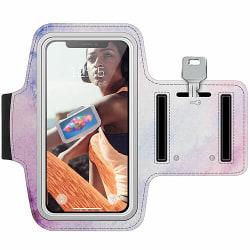 Nokia Lumia 1020 Träningsarmband / Sportarmband -  Frosted Frost
