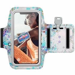 Sony Xperia L1 Träningsarmband / Sportarmband -  Glitches