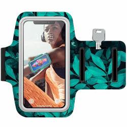 Samsung Galaxy A70 Träningsarmband / Sportarmband -  Green Bliss