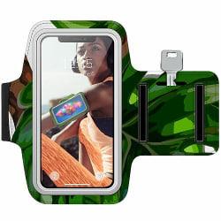 Samsung Galaxy S6 Träningsarmband / Sportarmband -  Hiding Wanda