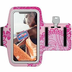 Nokia 7 Plus Träningsarmband / Sportarmband -  Pinkish Life