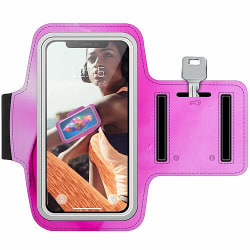 HTC Desire 626 Träningsarmband / Sportarmband -  Pinksknip