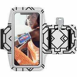 Samsung Galaxy A41 Träningsarmband / Sportarmband -  Probably No