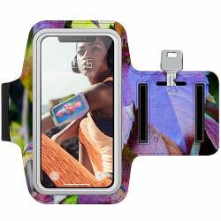 Samsung Galaxy S7 Edge Träningsarmband / Sportarmband -  Pureen