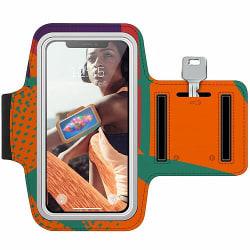Samsung Galaxy A40 Träningsarmband / Sportarmband -  Retro x200
