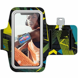 Huawei Honor 9 Lite Träningsarmband / Sportarmband -  Retro x400