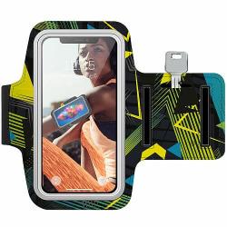 Samsung Galaxy A70 Träningsarmband / Sportarmband -  Retro x400
