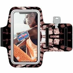 Sony Xperia L1 Träningsarmband / Sportarmband -  Rounded Gateway