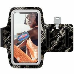 Samsung Galaxy A40 Träningsarmband / Sportarmband -  Snakeskin G