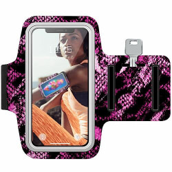 Samsung Galaxy A40 Träningsarmband / Sportarmband -  Snakeskin P