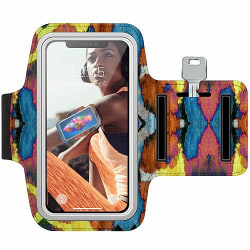 Nokia 7 Plus Träningsarmband / Sportarmband -  Tapestry Delight