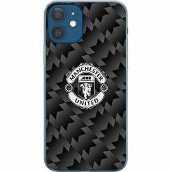 Apple iPhone 12 Mjukt skal - Manchester United FC