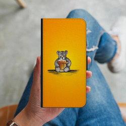 Huawei P40 Lite Plånboksskal Öl